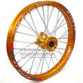 "1.60x 17 inch Front Rims CNC hub Aluminum Alloy Wheel Rims 1.60 x 17""inch for KLX CRF KTM Kayo Apollo BSE Pit Bike Dit Bike"