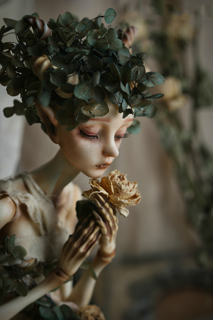 BJD Doll The Lovers VI