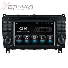 7 inch Quad Core Android 5.1.1 Car Radio Stereo Video Player For Benz CLK W209(2006-2011) for Benz CLS W219(2006-2008) With DVD