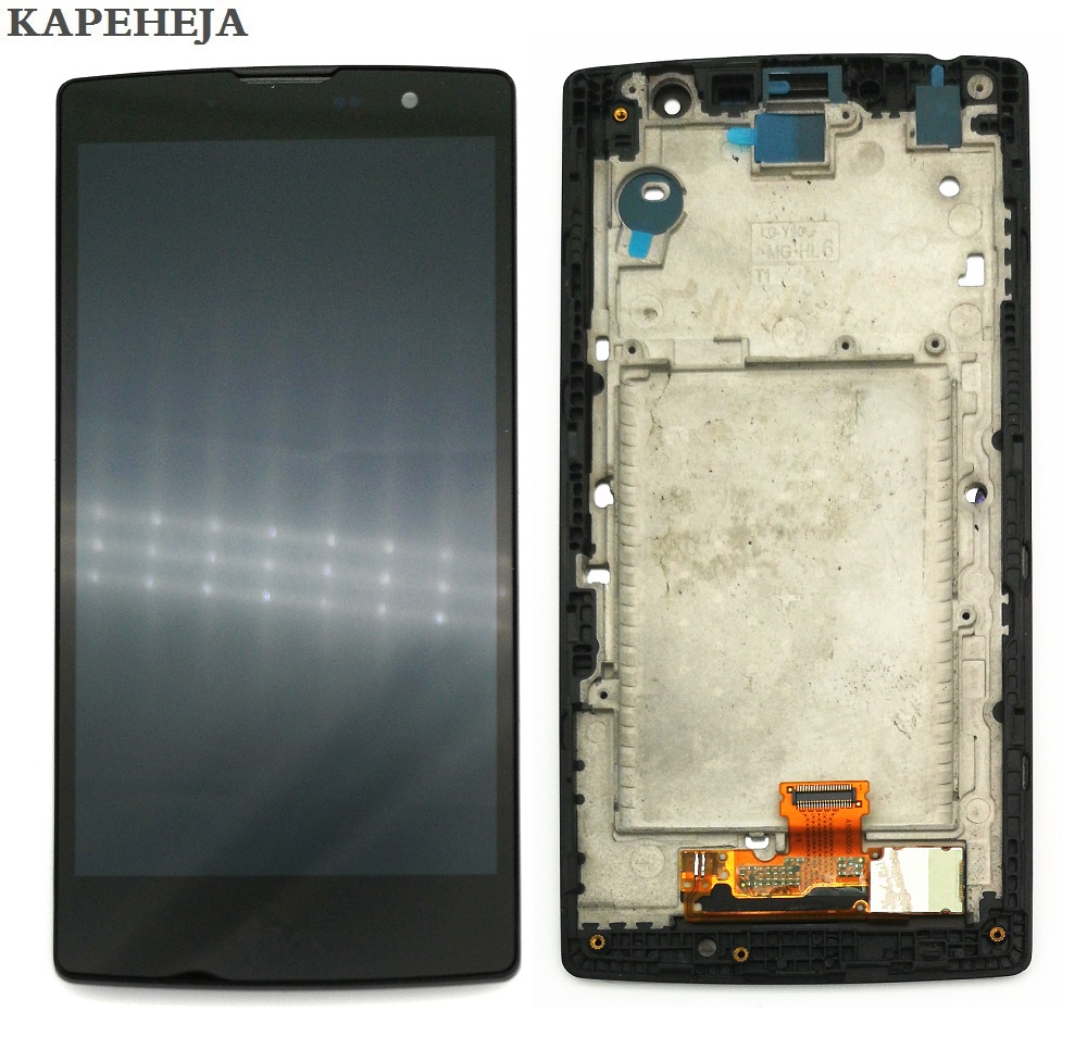5.0 For LG Magna G4c H525N H525 H522Y H520Y H500 H502 LCD Display Touch Screen Digitizer Assembly with Bezel Frame5.0 For LG Magna G4c H525N H525 H522Y H520Y H500 H502 LCD Display Touch Screen Digitizer Assembly with Bezel Frame