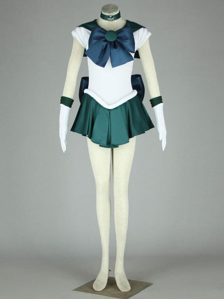 Home Sailor Moon Tenoh Haruka Sailor Uranus Cosplay Halloween Costumes Crease-Resistance
