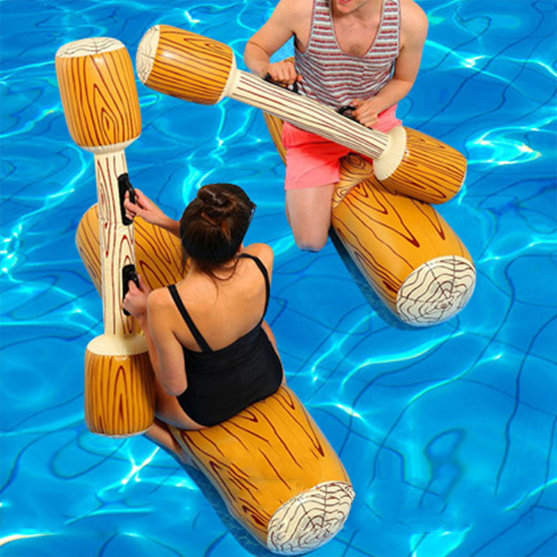 4 Pieces/set Joust Pool Float Game Water Floating Game Gladiator Raft Kickboard Bumper Toys Swimming Pool Float Game Water Sport swimming kickboard a type floating flutterboard for adults kids