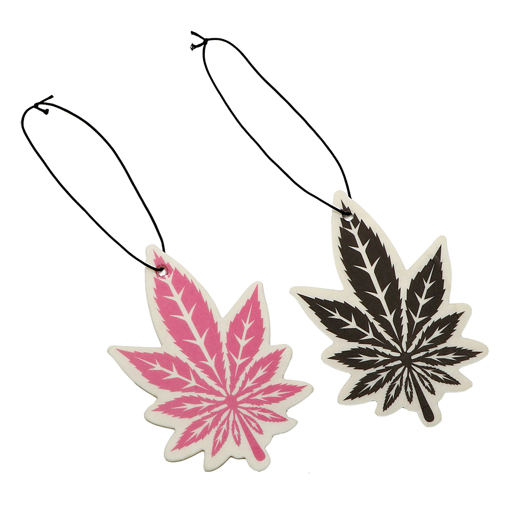Leaf Type 3Pcs/Set Hanging Perfume 2 Colors Air freshener Car-styling Car Perfume Air Cleaner Interior Accessories