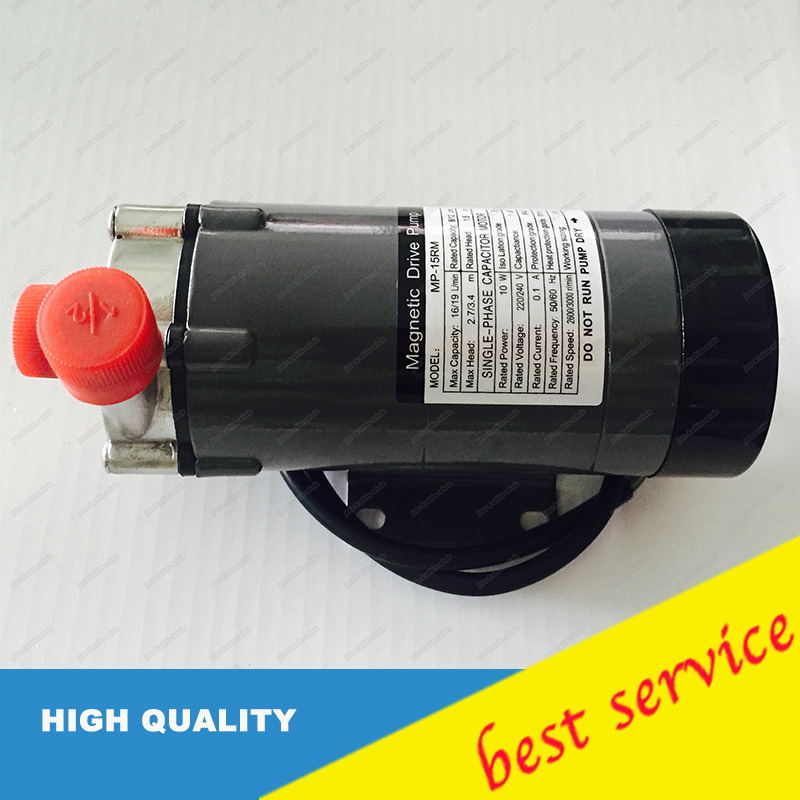 Food Grade Booster Pump Magnetic Drive Pump 15R Stainless Steel Head Circulating Pump high head mp 30rzm interface thread 13mm acid magnetic drived pump food grade water pump