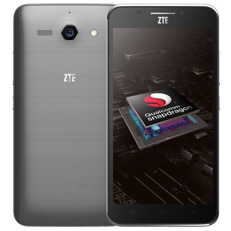Original ZTE Grand s II S291 Snapdragon 801 CPU 2GB RAM 16GB ROM WCDMA FDD LTE