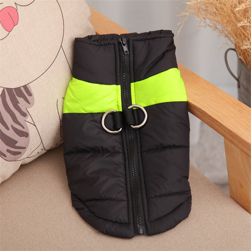 Waterproof Pet Dog Puppy Vest Jacket Clothing Warm Winter Dog Clothes Coat For Small Medium Large Dogs 4 Colors S-5XL ED1#