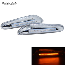 2x 18smd E46 E36 E90 E91 E60 E61 E81 E82 SMOKED LED SIDE REPEATERS LIGHT LAMP FOR BMW E87 E88 E92 E93 X1 E84 X3 E83 X5 E53 hnyri 2pcs smoke led amber fender side marker lamp turn signal light for bmw e46 316i 318i 325i 330i 12v e53 x3 e83 e90 e46