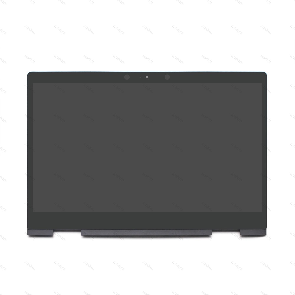 15.6'' Full FHD IPS LCD Display Screen Touch Glass Digitizer Assembly+Frame+Touch Controller Board For HP ENVY x360 15m-bq121dx lcd screen inverter board for hp dv5000 laptops