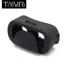 "Glasses Virtual Reality Box VR Glasses for Smartphone 4-6"" Virtual Glasses Reality VR Headset Android Virtual Reality Goggles(China)"