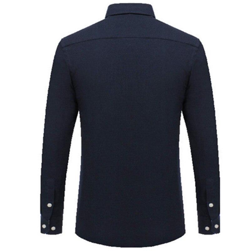 VISADA JAUNA Camisa de negocios de los hombres 2017 camisas de los - Ropa de hombre - foto 2