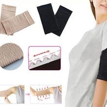 Hot item!Women Weight Loss Calorie Off Fat Buster Arm Shaper Slimmer Wrap Belt Beauty