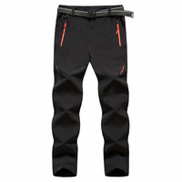 Quick Dry Casual Pants Men Spring Autumn Military Style Trousers Men'S Pants Male Lightweight Waterproof Trousers Large Size