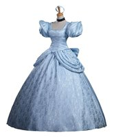 princess Cinderella dress hot sale customized Cinderella cosplay costume adult Women Halloween Cinderella costumes cosplay