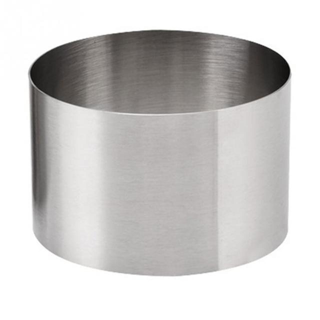 Нержавеющаясталь Еда кольцо штамп Пресс формы для выпечки Инструменты торта Кухня Интимные аксессуары