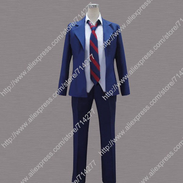 Free shipping Custom Cheap Boy School uniform from Daily Lives of High School Boys