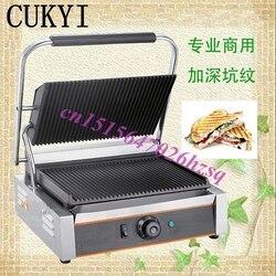 CUKYI komercyjnych wafel toster; toster maszyny; toster toster; maszyna do płyt warstwowych|sandwich maker machine|sandwich maker toastersandwich maker -