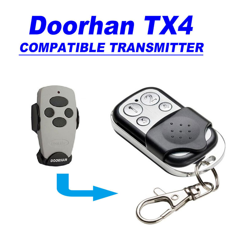 DOORHAN Compatible  Rolling Code Remote Control  free shipping