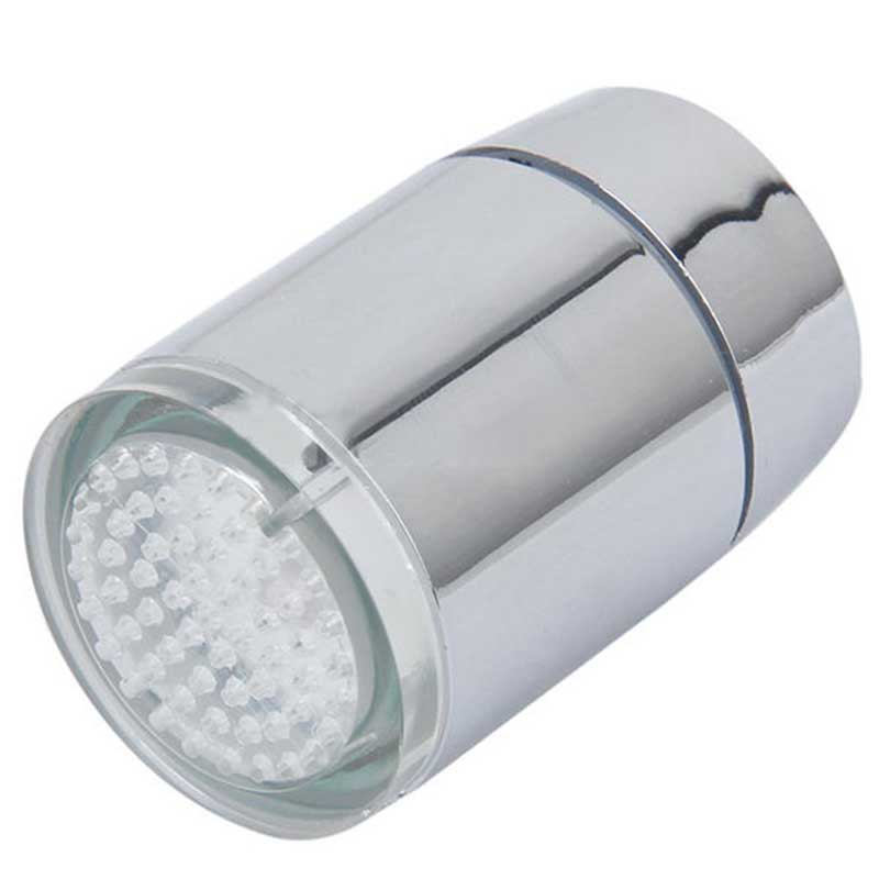 Led Faucet Water Tap Led Shower Faucet Temperature Sensor