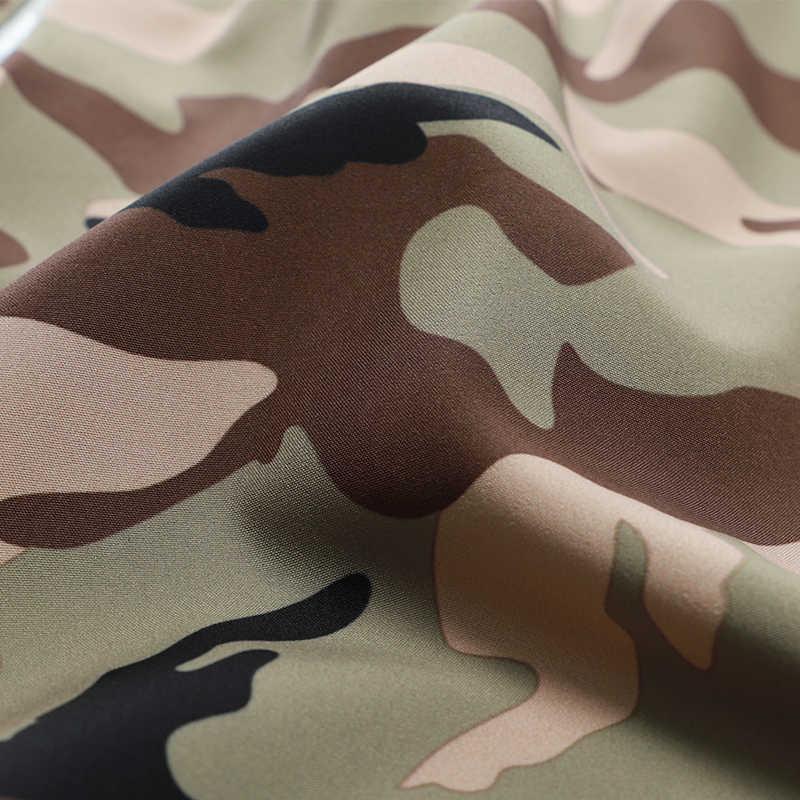Камуфляжные пляжные шорты мужские плавки новые анти-УФ быстросохнущие шорты камуфляжные шорты с принтом короткие летние резинка на талии Короткие мужские 6609