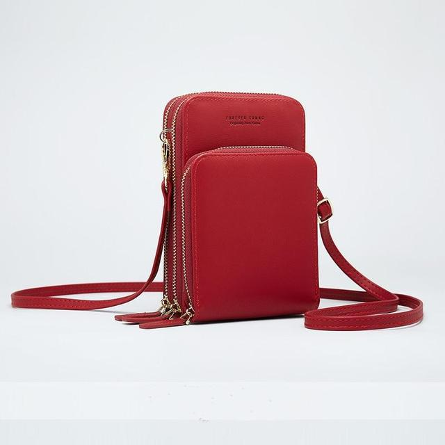 Crossbody Cell Phone Shoulder Bag Arrival Cellphone Bag Fashion Daily Use Card Holder Mini Summer Shoulder Bag for Women Wallet 1