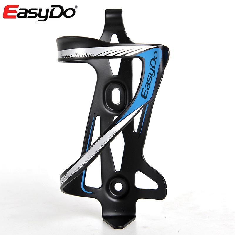 EasyDo Bike Aluminum alloy Water Bottle Cage Water Bottle Holder Side Cage Bottle Holder Cages White Green New