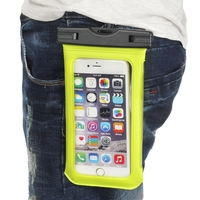 Touch Screen Hook Loop Belt Clip Arm Band Mobile Phone Swimming Case Pouch For BlackBerry Aurora