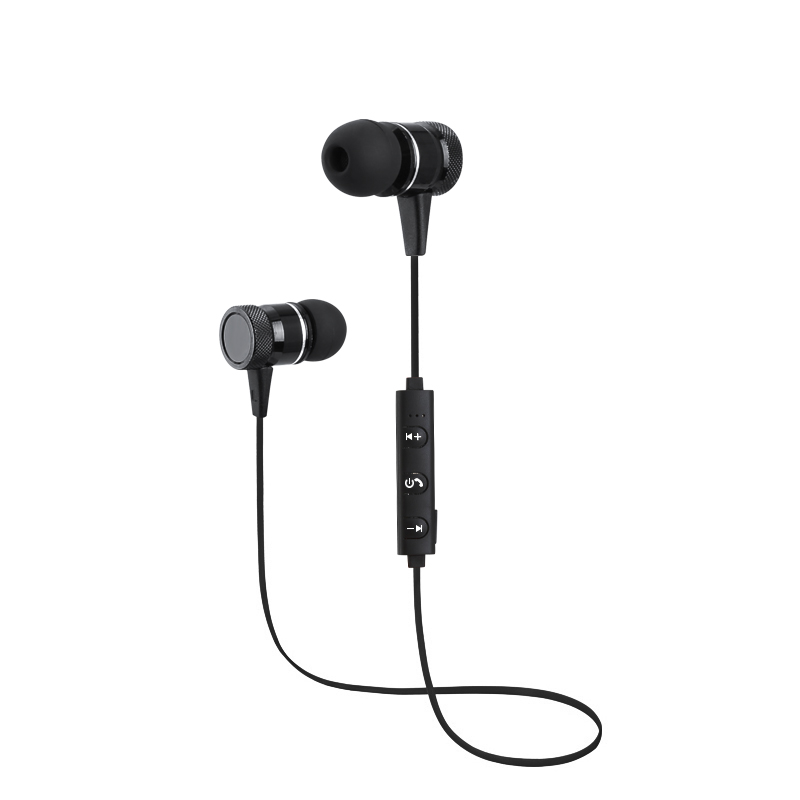 S530 Stereo Mini Bluetooth Headset Wireless Earphone Hands Free Headphone with Mic for iPhone Samsung Xiaomi Laptop