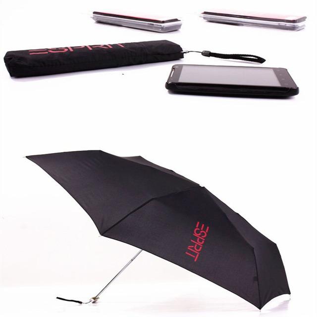 Parapluie Women Rain Women and Men Umbrella Mini Pockets Umbrella 165g Small Folding kid Umbrella Men Sun Rain Gear Parasol