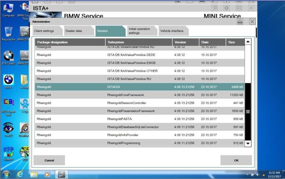 2018.12 plus récent professionnel pour bmw outil de diagnostic pour bmw icom prochaine avec ix104 i7 4g ordinateur portable 480 gb ssd super vitesse prêt à l'emploi