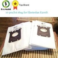 10 Pcs Lot Sbag For Electrolux E201B Philips FC8021 Dust S Bag GR201 AEG Bags