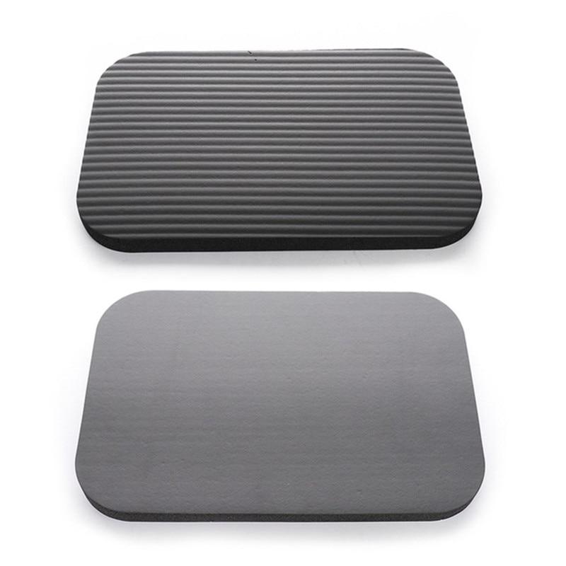 Foldable Non-slip Workout Mat Knee Protection Sponge Cushion Gymnastics Balance Yoga Pad Sports Gear