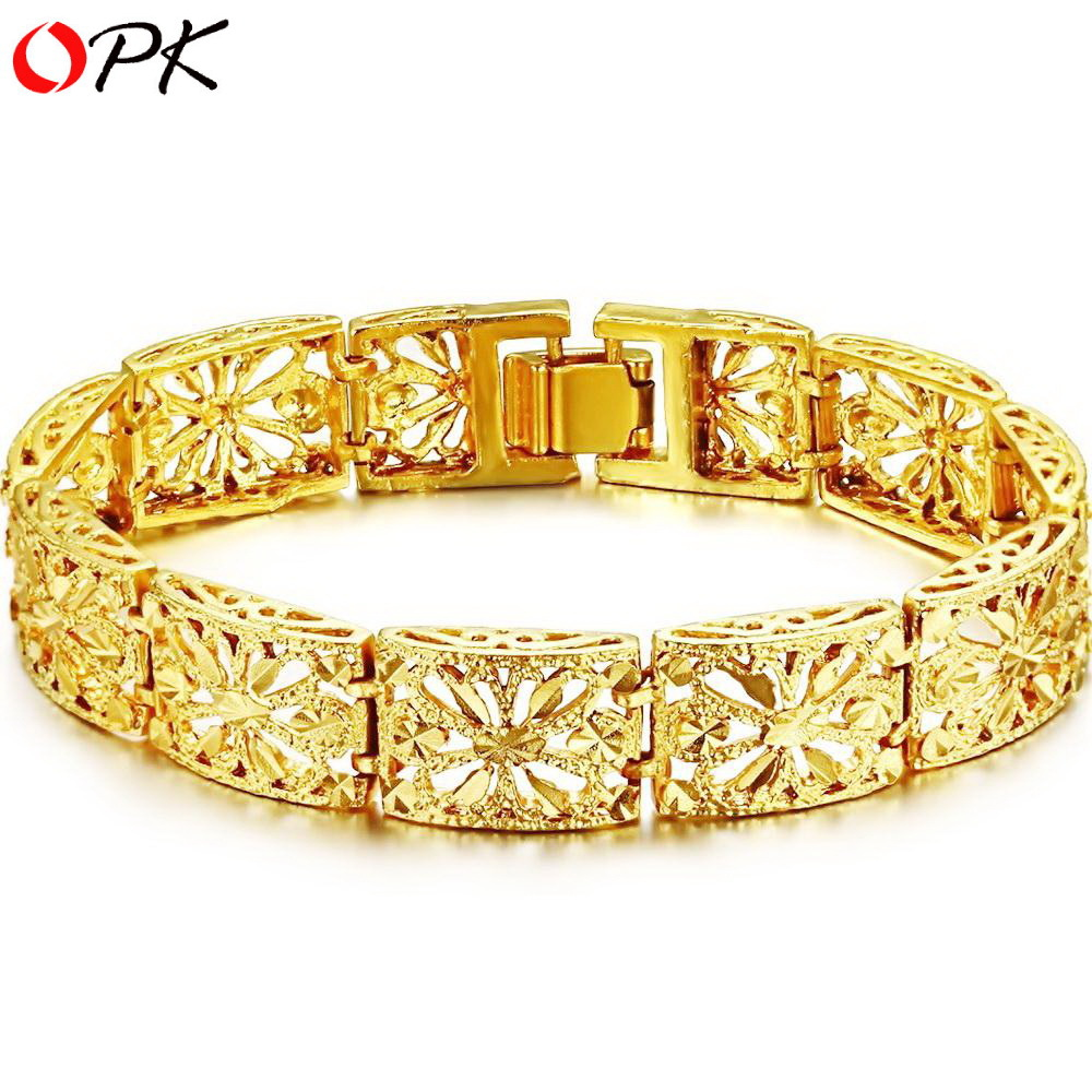 iversen bracelet back matero gold jewelry product john to flower fine category leaf