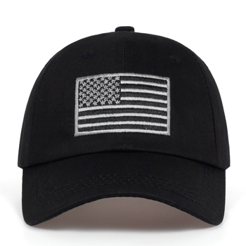 2019 high quality American flag embroidery cap cotton% fasihon baseball caps summer outdoor dad hat men women Leisure hats