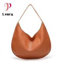 Women Handbag PU Leather Shoulder Bag Female Tote Designer Brand Large Capacity Simple Ladies Shopping Travel Hand Bag Women Bag tuladuo women shoulder bag leather large capacity ladies handbag 2017 new spring female tote bag famous brand designer 5 color
