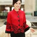 2014 Otoño Invierno de Las Señoras de Impresión Flor Suéter de Cachemira Abrigo de Las Mujeres Nueva Manera de La Llegada chaqueta de Punto 4 colores