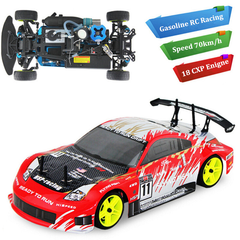HSP RC Racing Car 1:10 High Speed 4WD Remote Control