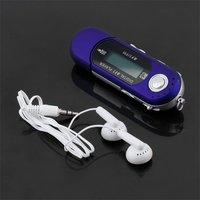 10PCS Mini USB 2.0 Flash Drive High Speed Transfer LCD Display MP3 Music Player