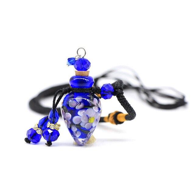 Фото модные женские капли воды стеклянный цветок парфюм бутылочка цена