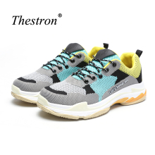 Couples Running Shoes Spring Autumn Walking Sneakers Large Size 36-46 Athletic Shoes Comfortable Unisex Gym Trainers Sneakers