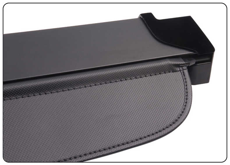 Couvre-bagages arrière Pour BMW X5 E70 2007 2008 2009 2010 2011 2012 2013 confidentialité Coffre Paravent Sécurité Bouclier ombre Accessoires
