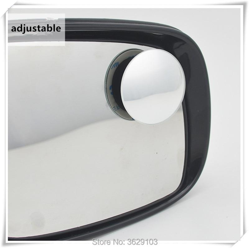 360 Degree Car mirror Wide Angle Convex Blind Spot mirror accessories car-styling for SUZUKI vitara swift sx4 jimny grand levett caesar prostate massager for 360 degree rotation g spot