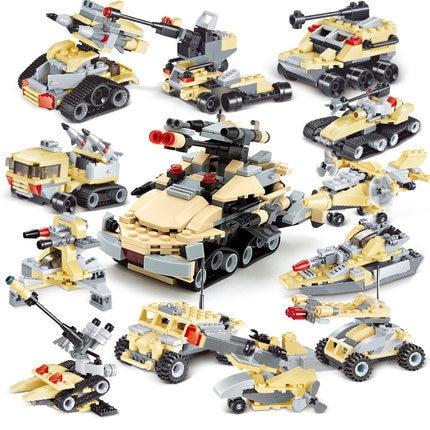 Fun Children's block toys compatible with Legoes Aircraft Rocket Tank model children intelligence education building blocks toys куртка горнолыжная fun rocket fun rocket mp002xw0e1ex