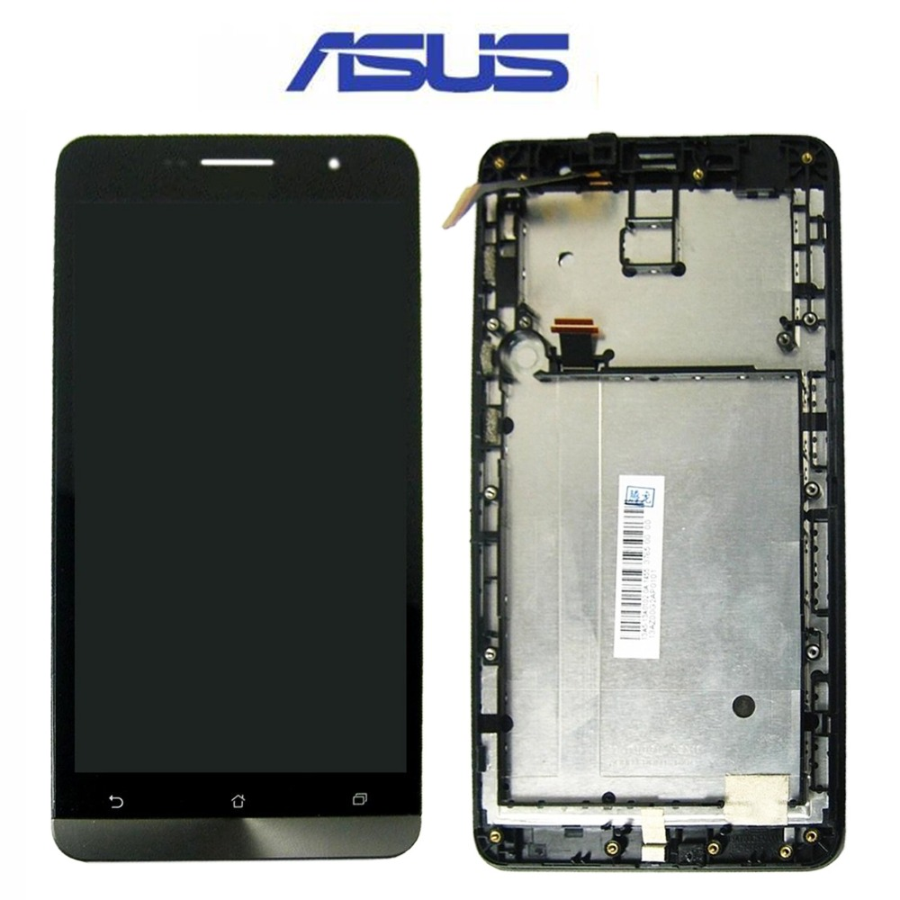 Original 6.0 IPS Screen For ASUS Zenfone 6 A600CG LCD Display Touch Screen Digitizer Assembly Frame For ASUS A600CG LCDOriginal 6.0 IPS Screen For ASUS Zenfone 6 A600CG LCD Display Touch Screen Digitizer Assembly Frame For ASUS A600CG LCD