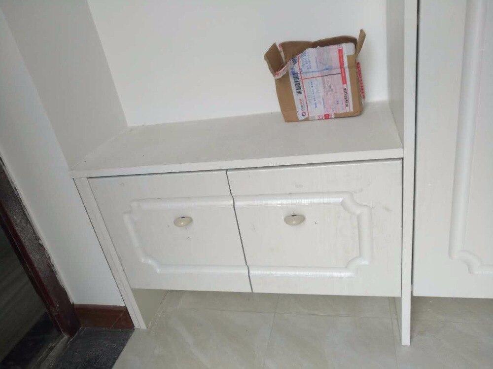 Stks maansikkel vorm keramische deurknoppen kast ladekast keuken