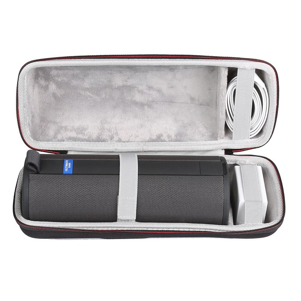 US $11 46 35% OFF|2019 new case Hard Travel Case for Ultimate Ears UE  MEGABOOM 3 Portable Bluetooth Wireless Speaker (only case)-in Speaker