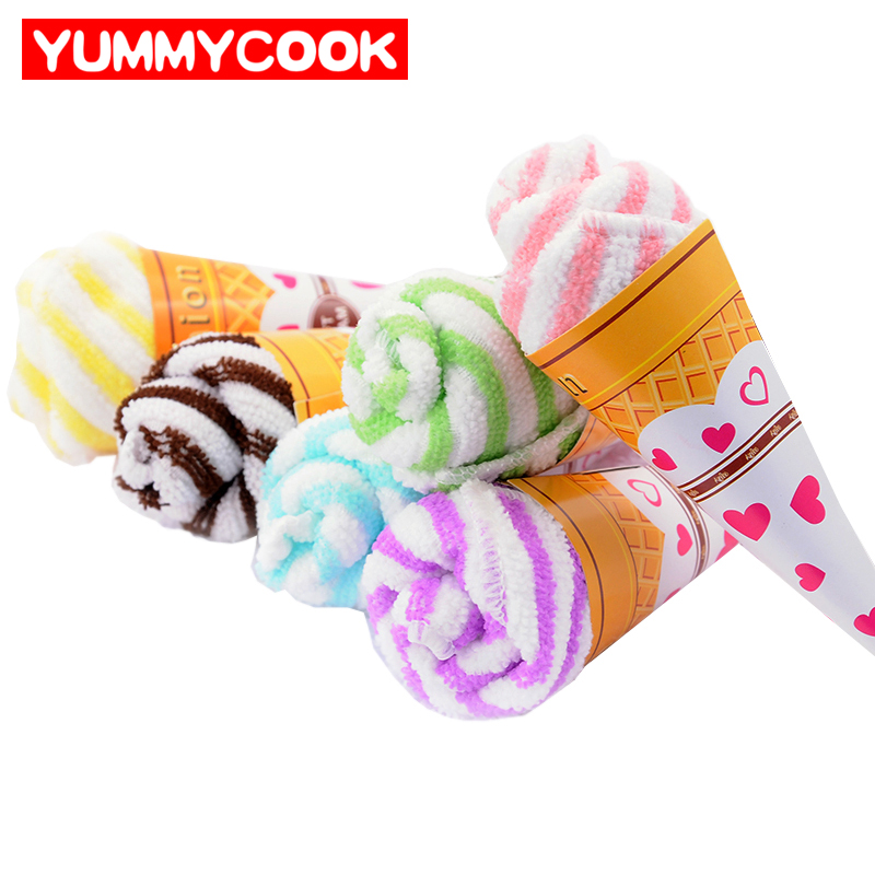 Lot Of 30 Ice Cream Towel Personalized Wedding Gift Thank You Guest Favor Wholesale Item Gear Stuff Accessories Supplies Product