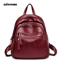 Светлячок бренд Пояса из натуральной кожи Для женщин рюкзаки высокое качество овчины маленькая сумка через плечо В виде ракушки сумка Для женщин мода сумка