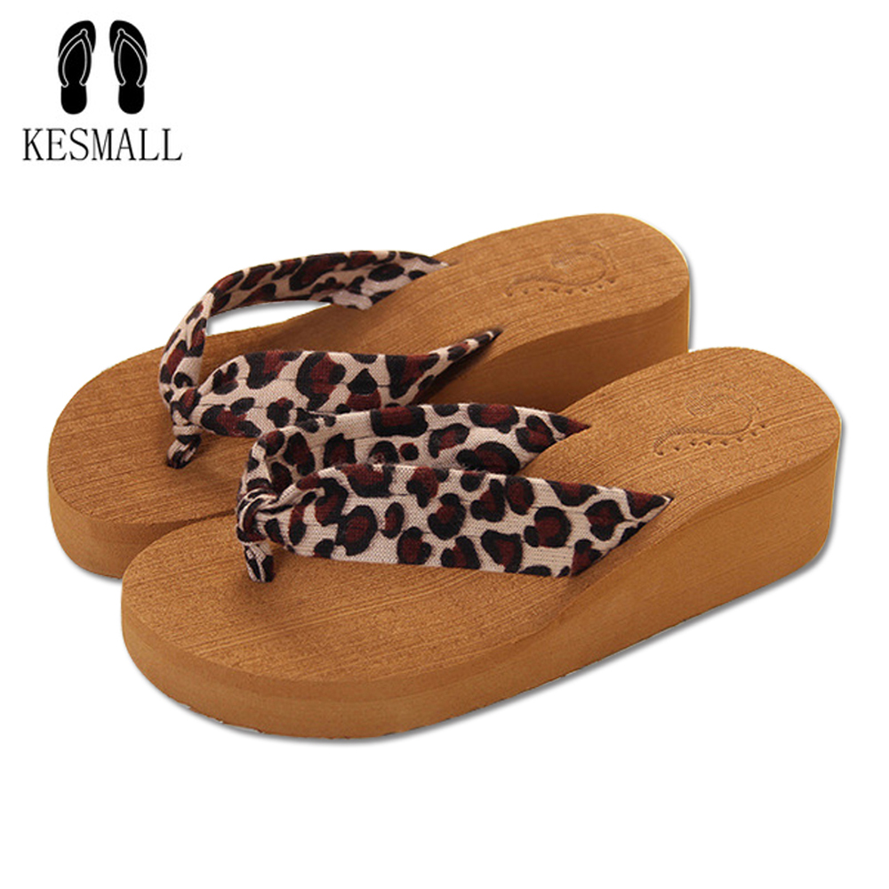 37ef4dcd09a69 ... Summer Woman Shoes Platform bath slippers Wedge Beach Flip Flops High  Heel Slippers For Women EVA Ladies Shoes WS89. -3%. Click to enlarge