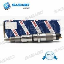 100% 0445120236 оригинальный Топливный инжектор дизельного двигателя