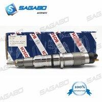 100% 0445120236 injetor de combustível do motor diesel original 0445120236
